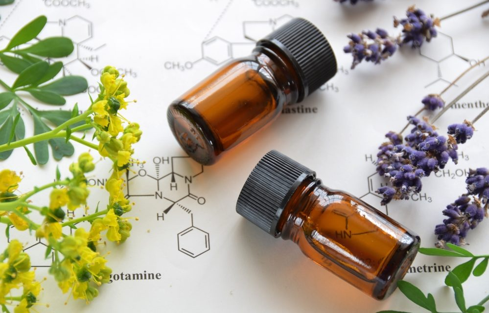 How to Use Essential Oils to Block DHT - Holistic Hair Health