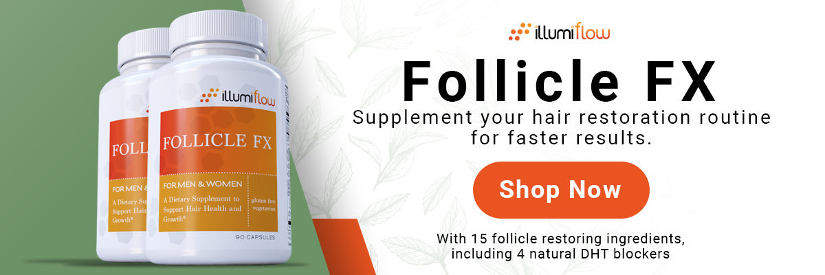 Follicle FX--restore hair starting at the follicle