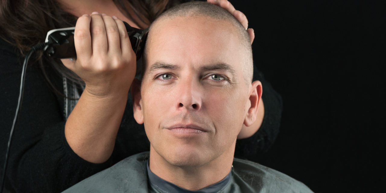 How to Make Your Hair Loss a Positive Instead of a Negative